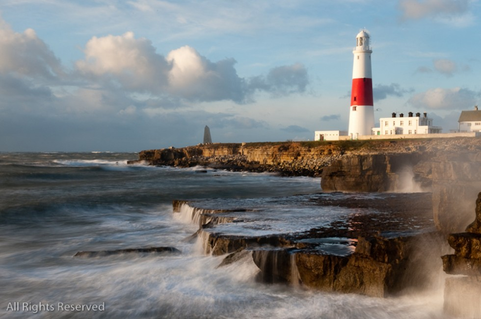 Ian Badley Photo workshop at Portland Bill