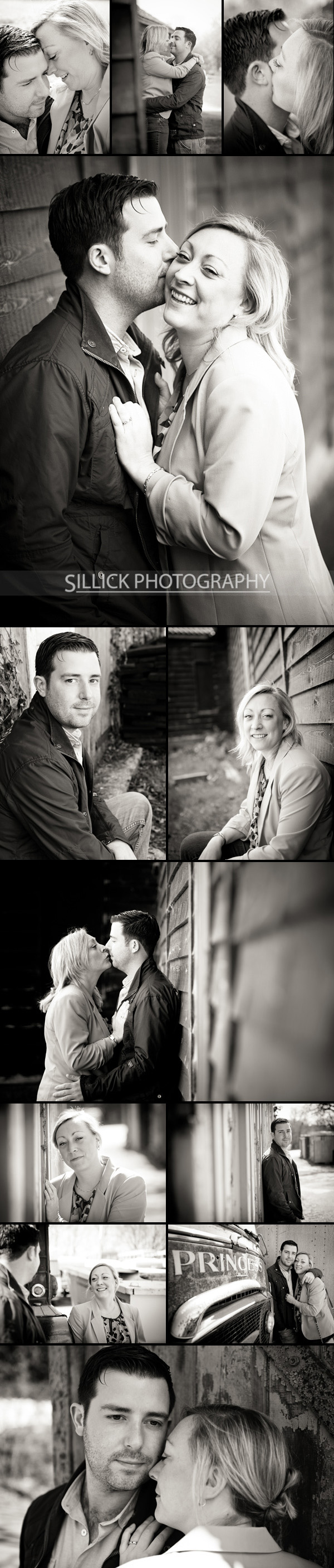 Lakeside Country Park pre-wedding shoot - Sillick Photography