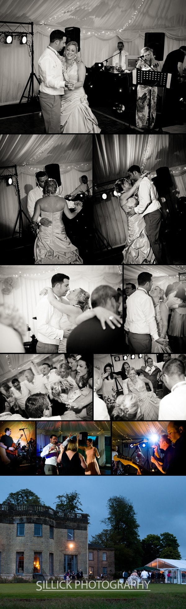 Hampshire wedding Photographer - Sillick Photography - Hill Place