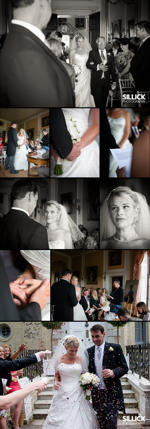 Hill Place Wedding - Hannah & Murray - sillickphotography.co.uk
