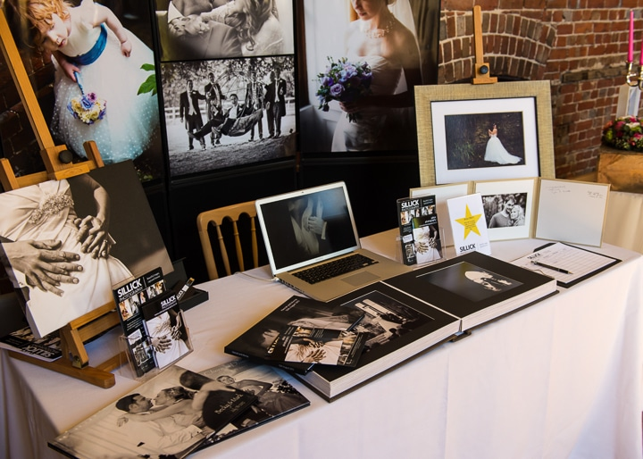 Highcliffe Castle wedding fair 2014 - Sillick Photography