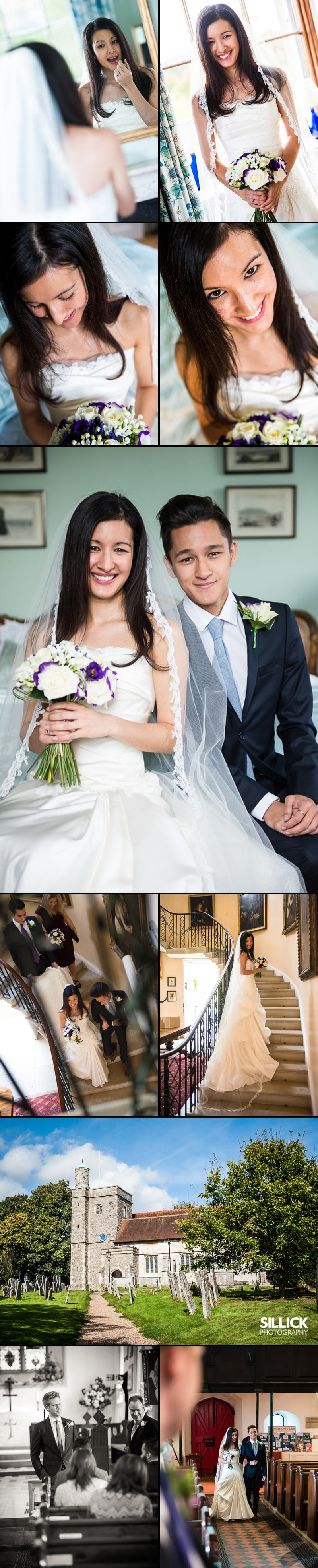 Hill Place wedding - Sillick Photography - Hampshire wedding photography