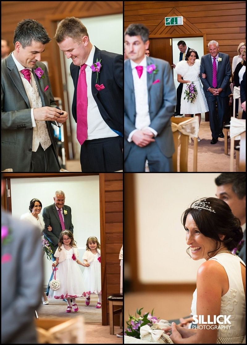 Southampton Registry Office wedding - Sillick Photography