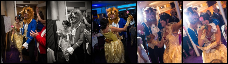 First dance at Kutis Royal Thai Pier, Southampton