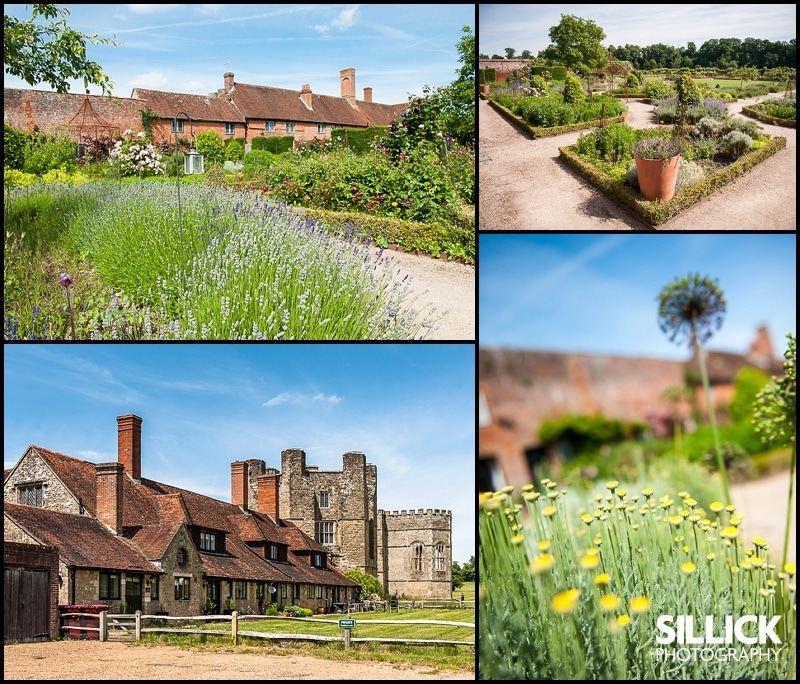 The Walled garden, Cowdray, West Sussex - Sillick Photography