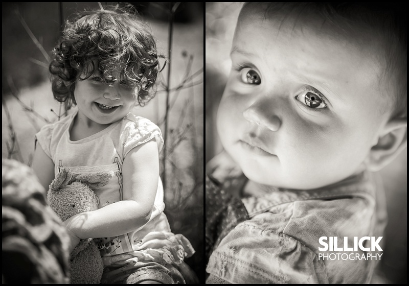 Family portrait Photography - Sillick Photography