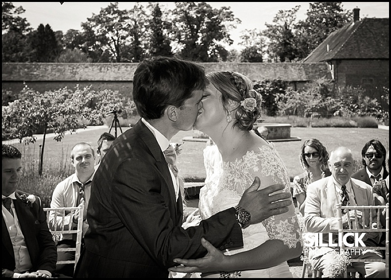 Wedding at the Walled Garden, Cowdray, West Sussex - Sillick Photography