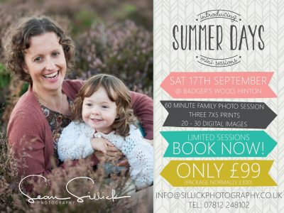 New Forest Family mini sessions at Hinton