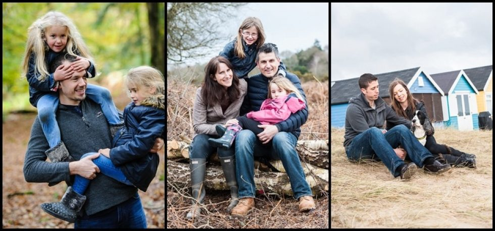 What to wear for your winter portrait session