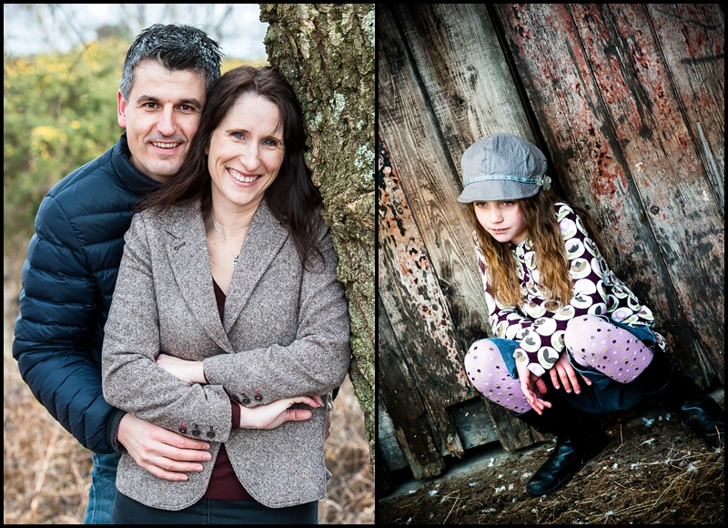 what to wear for your winter portrait session - sillick Photography