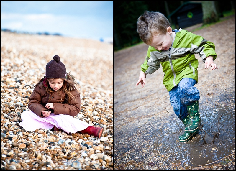 what to wear for your Winter portrait sessions in the New Forest - Sillick Photography