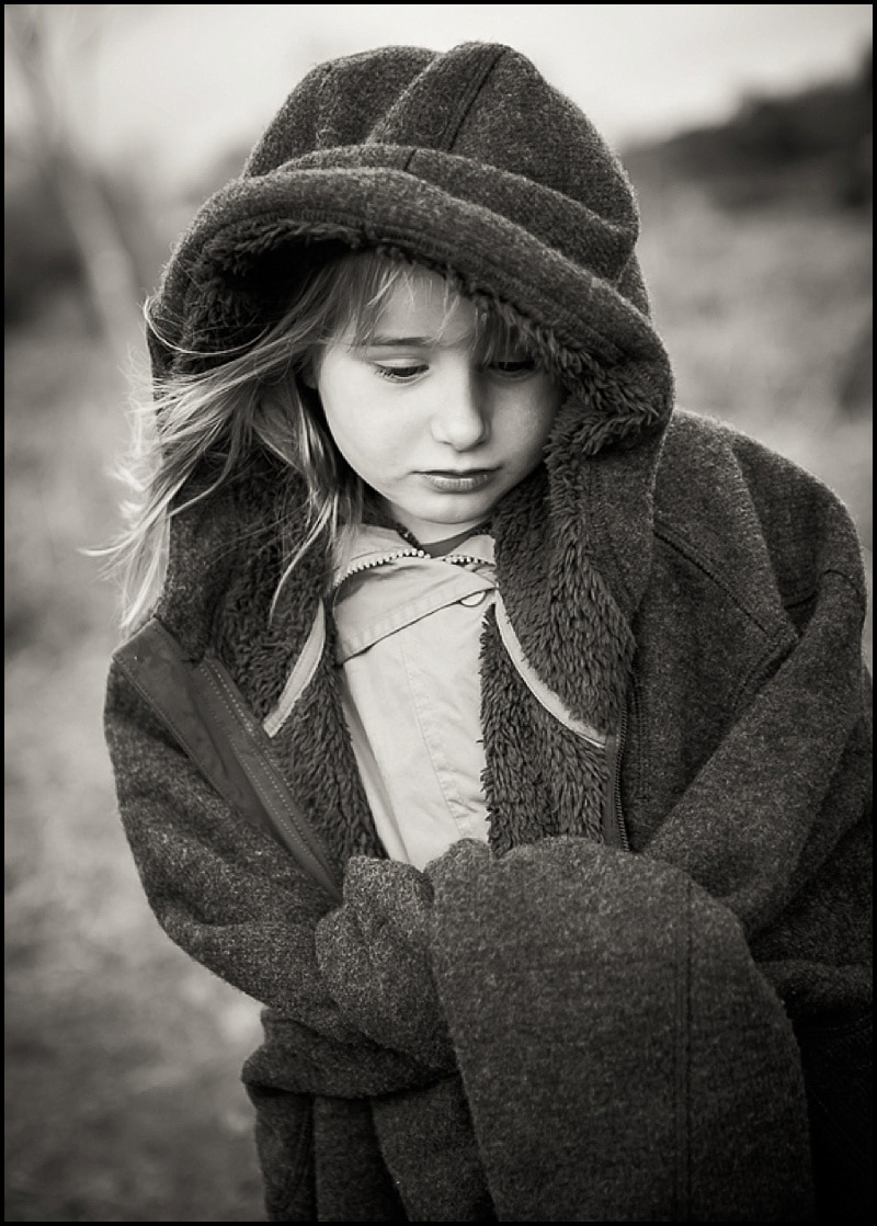 winter portrait sessions in Hampshire and Dorset - Sillick Photography