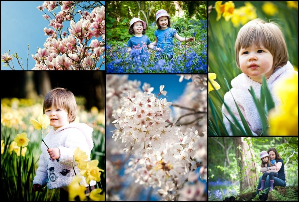 Spring sale – 33% off portrait shoots